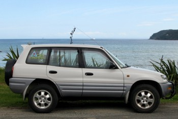 Station Wagon for Hire Great Barrier Island